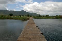 Tankbund on Kaveri River (VinayakH) Tags: shivanasamudram karnataka india kaveririver river chamarajanagar tankbund