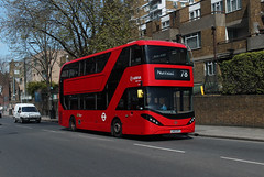 Route 78, Arriva London, HA16, LK65BYS (Jack Marian) Tags: bus london buses