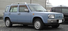 Nissan Rasheen (SDA007) Tags: nissan rasheen jdm japan 4wd