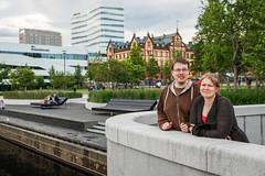 Mikko and Marianne (TimoOK) Tags: sweden ume marianne mikko ruotsi vsterbottensln uumaja