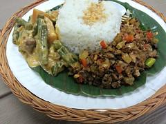 New Filipino Restaurant in Lewisville (Corgibird) Tags: coconut momandpopshop filipino filipinofood pinoy bopis taroleaf lewisvilletexas