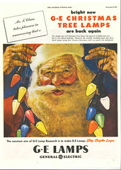 Saturday Evening Post, December 8, 1945 (JeffCarter629) Tags: christmas christmaslights 1940s ge postwar generalelectric generalelectricchristmas gechristmas gechristmaslights generalelectricchristmaslights