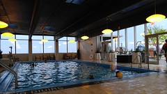 0812161932 (Michael C. Meyer) Tags: revere hotel theater district swimming pool hot humid day cooling down