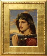 Simeon Solomon - Bacchus 1867 (ahisgett) Tags: preraphaelite birmingham art gallery museum