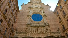 Montserrat Monastery - Spain (Mariasphotos) Tags: montserrat monastery spain black madonna church goahead tours skidmore 2016