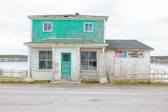 John Farwell's Store, Port aux Choix Newfoundland