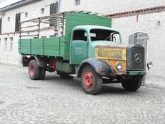 MB L4500 (Vehicle Tim) Tags: mercedes mb lkw truck oldtimer pritsche fahrzeug hauber