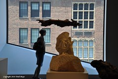 Walking Under A Cloud (Trish Mayo) Tags: art sculpture metbreuer metmuseum metropolitanmuseum metropolitanmuseumofart gnneniyisi thebestofday
