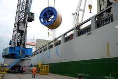 Chipolbrok Pacific (DST_7918) (larry_antwerp) Tags: chipolbrokpacific zuidnatie terminal 9710177 antwerp antwerpen       port        belgium belgi          schip ship vessel        gottwald crane chipolbrok