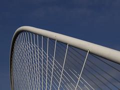 mathematical (Cosimo Matteini) Tags: cosimomatteini ep5 olympus pen mft m43 bilbao calatrava santiagocalatrava bridge zubizuri mathematical
