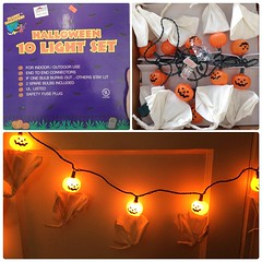 Jack O Lantern Ghosts (the ghost in you) Tags: halloween planethalloween thriftshopfind pumpkin jackolantern horror halloweendecorations