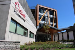 ISSofBC Welcome Centre from Victoria Drive