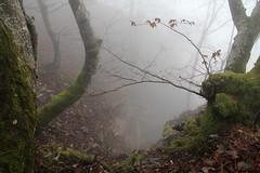 precipice  (cyberjani) Tags: slovenia cave rakitna vihrovica