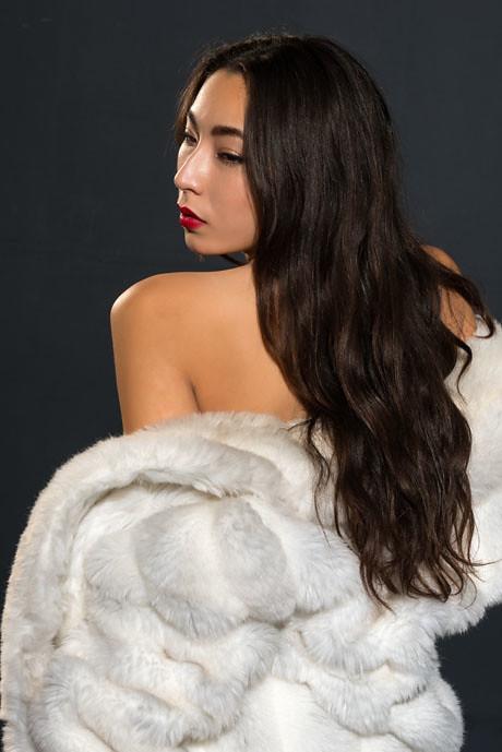 Asin s girls naked in fur