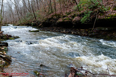 On Bobo Creek - Short Springs State Natural Area - Jan. 2015 (mikerhicks) Tags: winter usa landscape geotagged unitedstates hiking tennessee tullahoma lakehills tennesseestateparks shortspringsstatenaturalarea bobocreek canon7dmkii sigma18250mmf3563dcmacrooshsm geo:lat=3540761000 geo:lon=8617938500