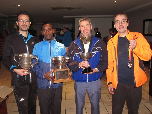 """Middlesex XC Champs 2015 TVH Men 3 Trophies • <a style=""""font-size:0.8em;"""" href=""""http://www.flickr.com/photos/128044452@N06/15619251563/"""" target=""""_blank"""">View on Flickr</a>"""