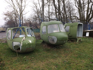 Unknown Mil Mi-2s Deblin Museum 22-11-14