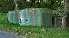 Beclav, Lehk opevnn 8/4131/A-140 (jidhash) Tags: war czech bunker technical fortification czechoslovakborderfortifications