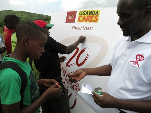 World AIDS Day 2014: Uganda