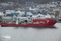 Skandi Seven (Aviation & Maritime) Tags: norway dof offshore bergen subsea7 subsea dofsubsea skandiseven dofmanagement multipurposeoffshorevessel dofsubsearederi