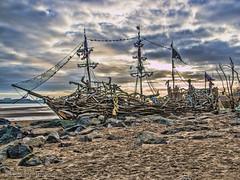 The Black Pearl (kazmorris) Tags: pirates wallasey pirateship newbrighton blackpearl