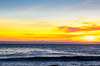 Santa Cruz sunset (dalecruse) Tags: lightroom scphoto santacruz california sunset beach water sky landscape sea shore seaside coast seascape outside outdoor outdoors sun sunlight light flickr