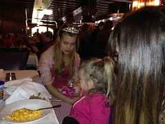 """Inde and the Fairy Princess at the Walnut Room • <a style=""""font-size:0.8em;"""" href=""""http://www.flickr.com/photos/109120354@N07/16094164152/"""" target=""""_blank"""">View on Flickr</a>"""