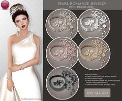 Pearl Romance Jewelry (for TLC)