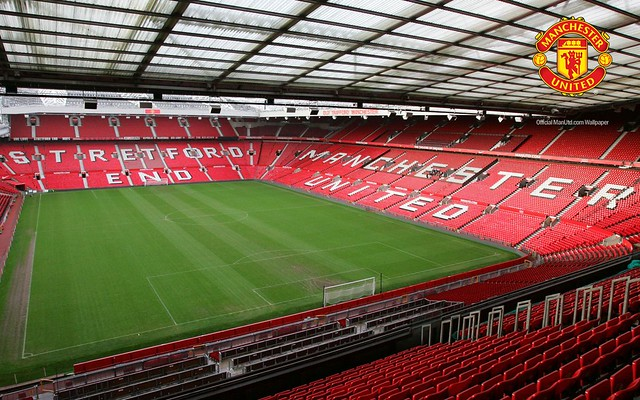 MAN UTD Stadium Wallpapers Hd Download