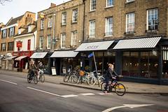 Cambridge (aljones27) Tags: cambridge cyclist cam shore cote cambridgeshire