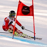 Mikayla Martin at Red Mountain Keurig Cup GS PHOTO CREDIT: Derek Trussler