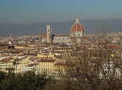 IL Duomo ed il Campanile di Giotto - Frenze (gianlucaargano) Tags: campanile firenze duomo brunelleschi giotto