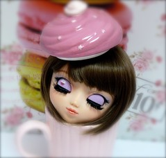 Tea Party (Rock Candies) Tags: full pullip custo azazelle