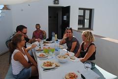 Taller de cocina en Academia Andaluza