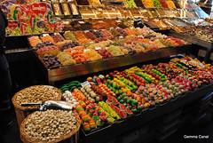 La Boqueria (gemma_canal) Tags: barcelona photography nikon europe market favme sweets laboqueria mercat followme