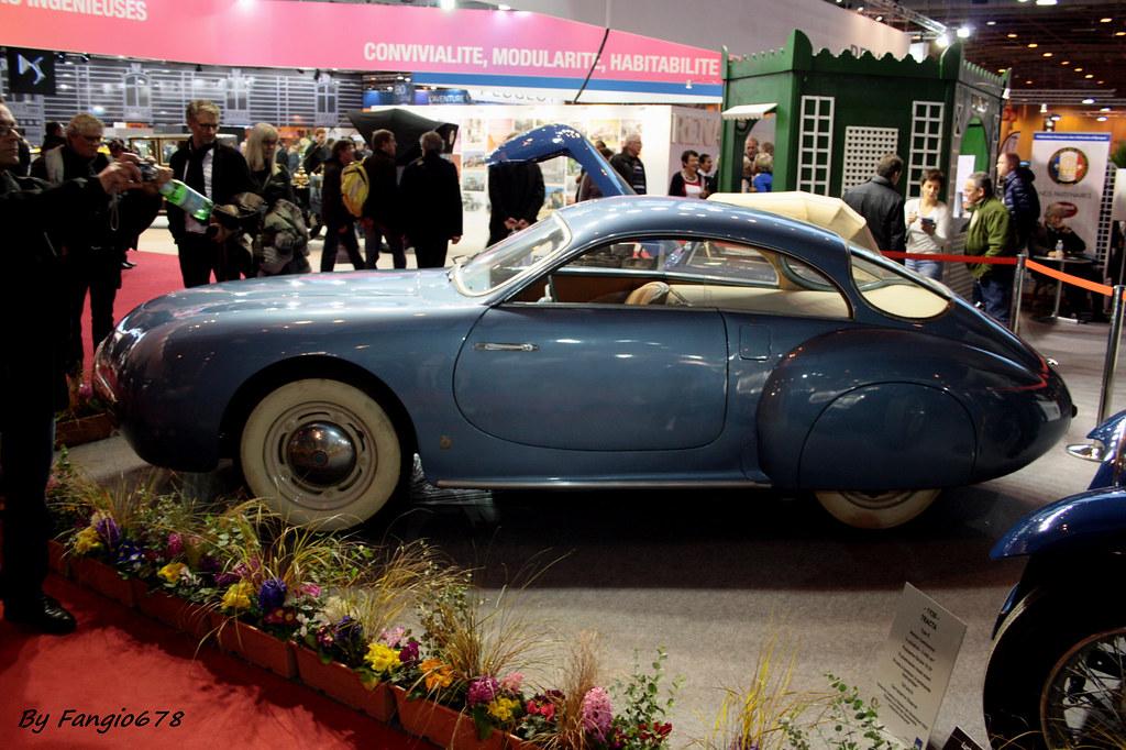 Auto Car Oldtimer Paris 1952 Foto
