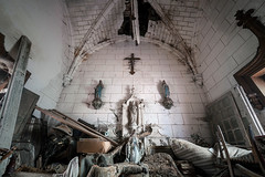 #526 (Vincent Ferron xplo) Tags: abandoned decay d3