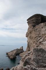 le sous marin (p'tite nad 2A) Tags: pierre route falaise arbre bonifacio fvrier2015 ilotsaintmartin