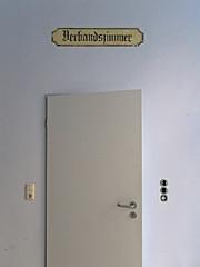 Verlassenes Krankenhaus (.patrick.) Tags: hospital psychiatrie tr krankenhaus verlassen klinik urbex geschlossen lostplace leerstehend verbandszimmer