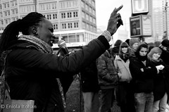 Push back Frontex (Eniola Itohan) Tags: berlin demonstration immigration bcc frontex alexsanderplatz einwanderungspolitik