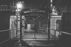 Members Only (jmbiddy) Tags: sf longexposure nightphotography bridge night canon scary exposure lock creepy barbedwire bayarea eastbay member dslr membersonly crockett canonphoto