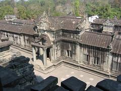 Angkor Wat from Above