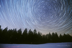 La Jailletta (achrntatrps) Tags: night nikon photographer nightshot suisse nacht astrophotography nuit startrails astrophoto photographe lachauxdefonds astrophotographie d700 filédétoiles nikkor1424mmf28 dellolivo alexandredellolivo nikonswitzerland lajailleta