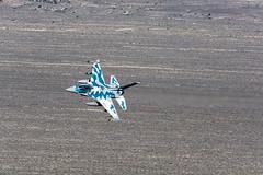 In No Time at All (damneardone) Tags: airplane nikon fighter aircraft aviation nevada jet sigma f16 camouflage falcon blizzard viper 151 redflag mcdonnelldouglas aggressor f16c aggressors 64agrs nikonsigma d7100 coyotesummit 860269