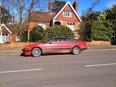 1985 Rover Vitesse V8 3.5Litre Automatic (mangopulp2008) Tags: rover automatic 1985 v8 vitesse 35litre