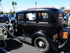 1930 Oldsmobile F10 (D70) Tags: arizona usa sun cars club cities f10 oldsmobile 1930 suncity