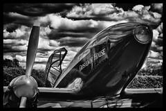 De Havilland DH.88 Comet - 2 (mod) (NickJ 1972) Tags: wings aviation wheels collection airshow comet shuttleworth 34 dehavilland 2014 wingsandwheels oldwarden dh88 gacss