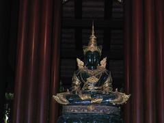 Emerald Buddha Wat Phra Keaq Chiang Rai