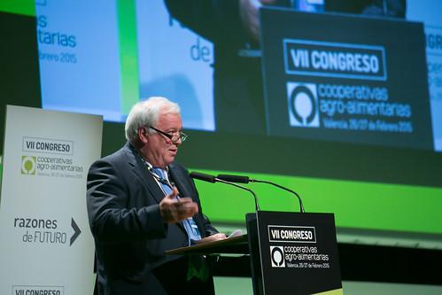 José V. Torrent en la clausura del VII Congreso
