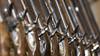 muskets (Cranswick852) Tags: london canon flash canon5d toweroflondon flintlock 6282 ef70200mmf28lisusm canon5dmkiii canon5dmk3 mustket canon600exrt